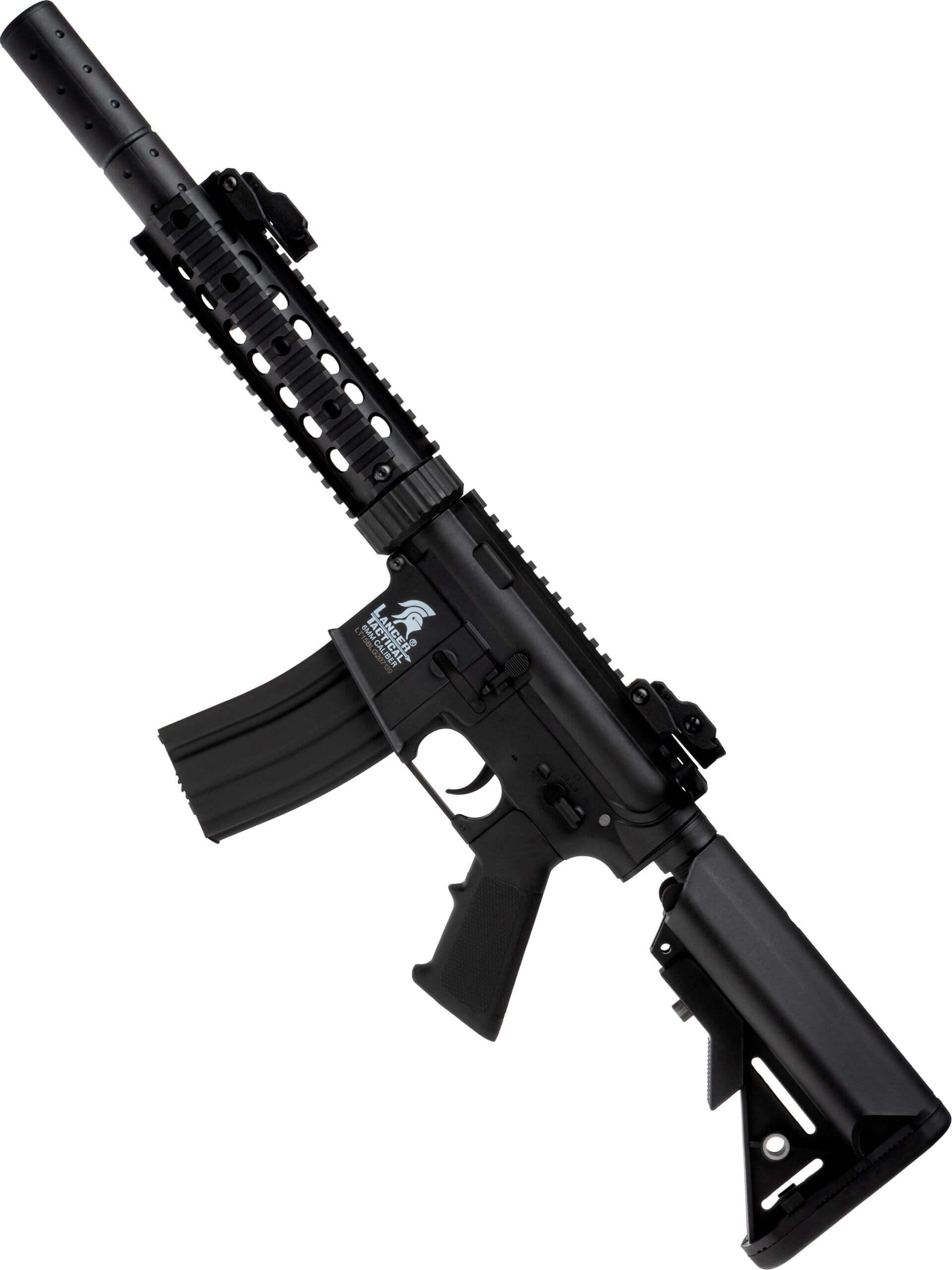 Lancer Tactical LT-15 M4 SD AEG GEN 2